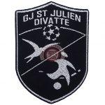 Gamma Industries Woven Label GJ ST Julien Divatte